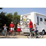 Fiamma Carry Bike Pro Hymer and Dethleffs